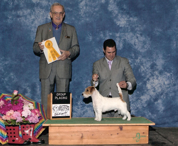 Champaign Illinois Kennel Club Group 3